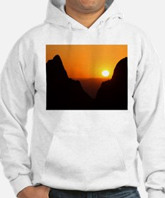 Sunset at the Window Hoodie