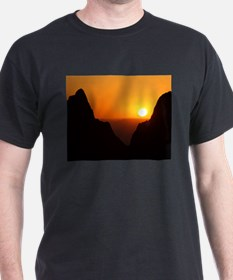 Sunset at the Window T-Shirt
