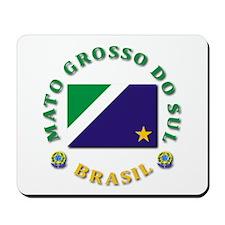 Mato Grosso Do Sul Mousepad