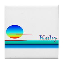 Koby Tile Coaster