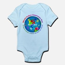 World Autism Awareness Day Infant Bodysuit