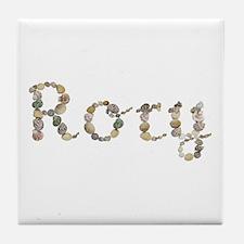 Rory Seashells Tile Coaster