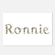 Ronnie Seashells Postcards 8 Pack