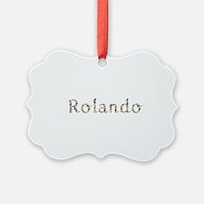 Rolando Seashells Ornament