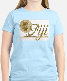 Palm Tree Fiji T-Shirt