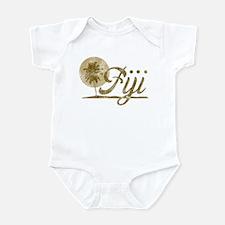 Palm Tree Fiji Infant Bodysuit