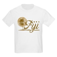 Palm Tree Fiji T-Shirt