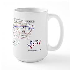 Keeler Large Webwork Mug