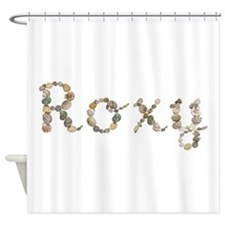 Roxy Seashells Shower Curtain