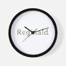 Reginald Seashells Wall Clock
