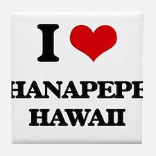 I love Hanapepe Hawaii Tile Coaster