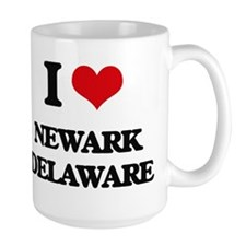 I love Newark Delaware Mugs