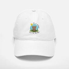 Caine birthday (groundhog) Baseball Baseball Cap