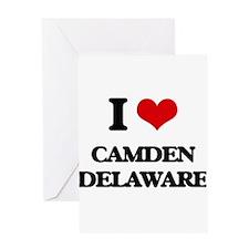 I love Camden Delaware Greeting Cards