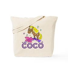 I Dream Of Ponies Coco Tote Bag