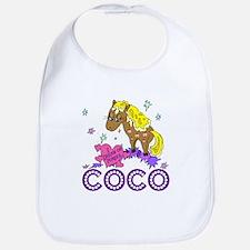 I Dream Of Ponies Coco Bib