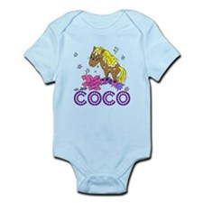 I Dream Of Ponies Coco Infant Bodysuit
