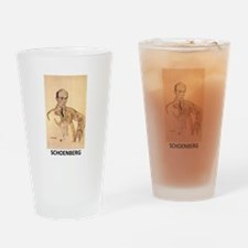 Cute Composer Drinking Glass