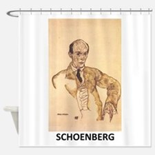 Composer Shower Curtain