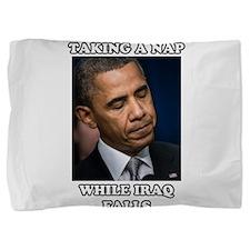Taking a Nap Pillow Sham