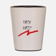 TRTH HRTZ Shot Glass