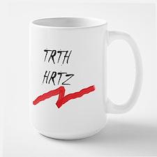 TRTH HRTZ Large Mug