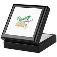 Pierogi Time Keepsake Box