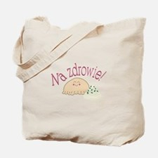 Na Zdrowie Pierogi Tote Bag
