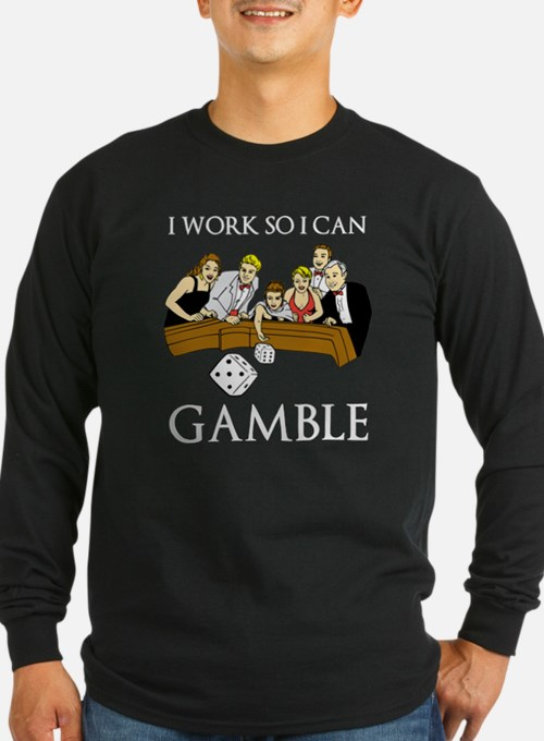 Gamble Long Sleeve T-Shirt