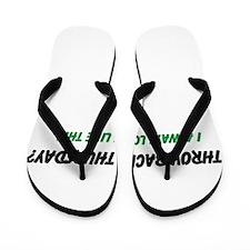 Throwback Thursday Flip Flops