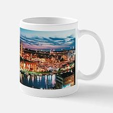 Cleveland Sunset Reflections Mugs