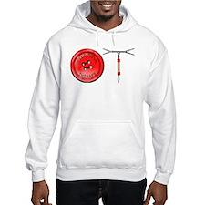 OT Button Design Hoodie
