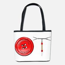 OT Button Design Bucket Bag