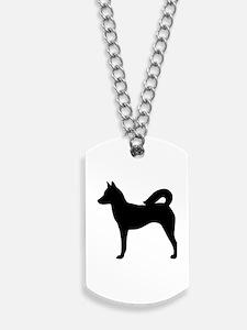 Canaan Dog Dog Tags