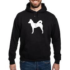 Canaan Dog Hoodie
