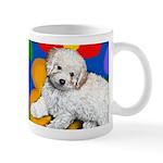 POODLE art Mug