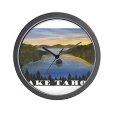 Emerald Bay Wall Clock