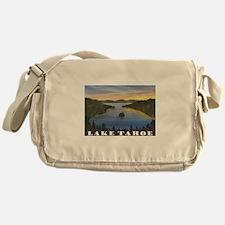Emerald Bay Messenger Bag