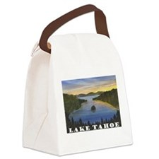 Emerald Bay Canvas Lunch Bag