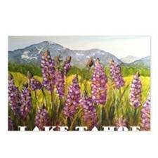 Mountain Lupine Postcards (Package of 8)