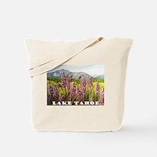 Mountain Lupine Tote Bag