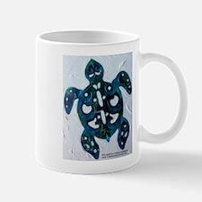 Turtle Totem Design Mugs