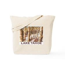 Aspen Winter Tote Bag