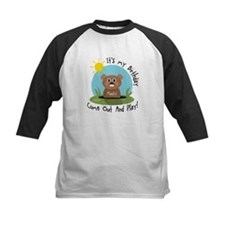 Monty birthday (groundhog) Tee