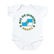 Rio de Janeiro Infant Bodysuit