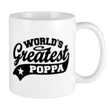 World's Greatest Poppa Mug