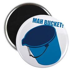 Mah Bucket Magnet