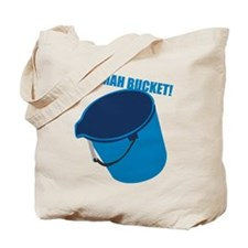 Mah Bucket Tote Bag