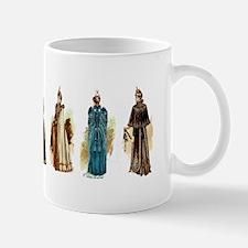 Victorian fashion Mugs