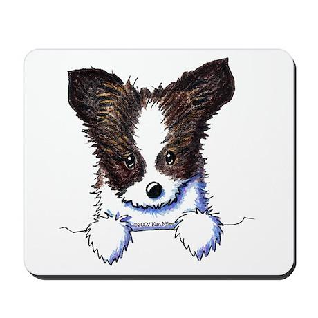 Pkt Papillon Puppy Mousepad
